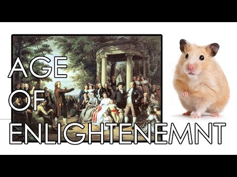 Age of Enlightenment - France in the 1700s