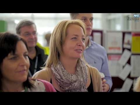 4ward Programme Launch - Worcestershire Acute Hospitals NHS Trust