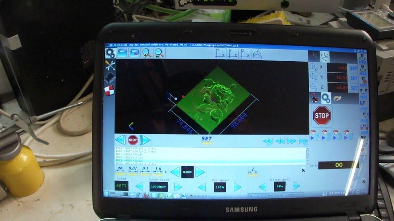cnc-magic-myCNC-3D-mill-rose MTS