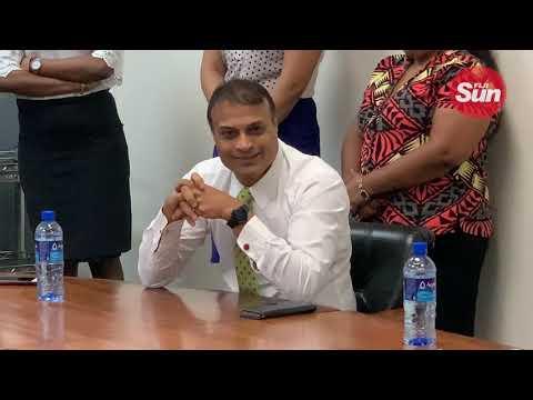 Post Fiji & Fiji Sun Partnership