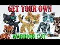 22 NEW LPS Warrior Cats Customs For Sale