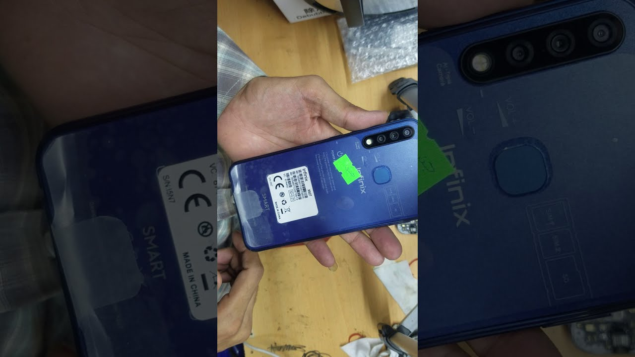 Infinix X627 Smart 3 Plus How To Disassembly | mobile cell phone solution |