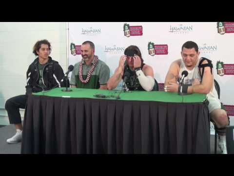 Hawaii Football Post-Game Press Conference - 2016 Hawai'i Bowl