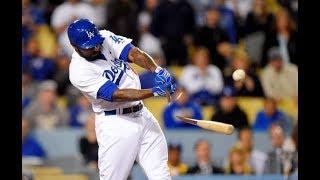 MLB Broken Bat Hits