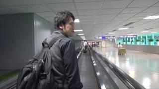 【はじめての台湾】台湾桃園国際空港 Taiwan Taoyuan International Airport