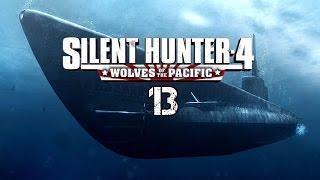 Silent Hunter 4: Wolves of the Pacific #13 - Pojedynek z Niezatapialnym (Gameplay PL)