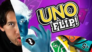 A COMPLETELY NEW WAY TO PLAY!! | UNO Flip!