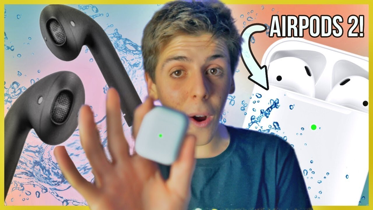 56553085a8a AirPods 2 - what YOU NEED to know - YouTube