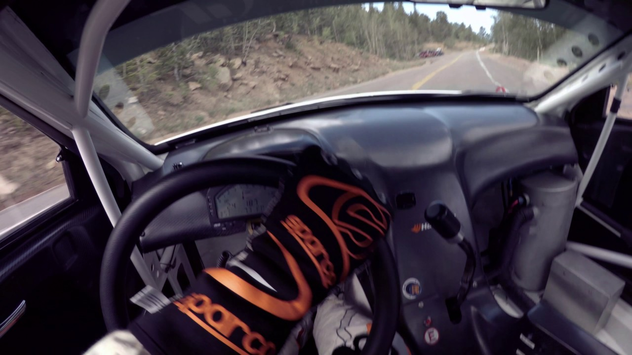 Rhys Millen Pikes Peak International Hill Climb 2017 Pov 4k
