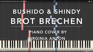Brot brechen Bushido & Shindy Piano Tutorial Instrumental Cover