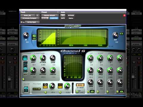 Channel G Compact Overview (McDSP Plug-Ins Explained)