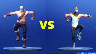 *NEW*SEASON 5 RAGNAROK VS DRIFT ULTIMATE DANCE BATTLE(FORTNITE season 5)