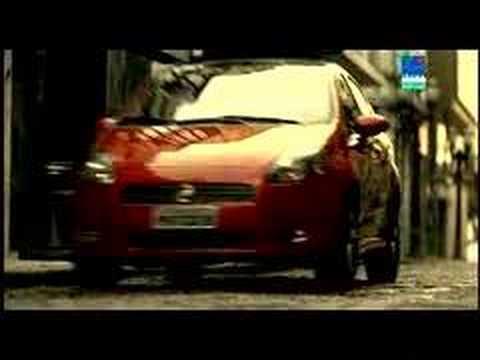 Fiat Punto: Comercial de Lançamento no Brasil
