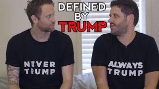 When Trump Defines You