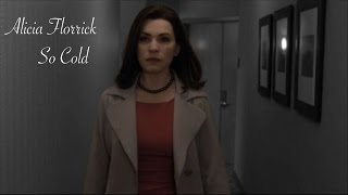 The Good Wife Alicia Florrick So Cold