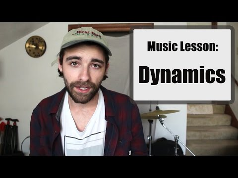 A Lesson in Dynamics: What are they?