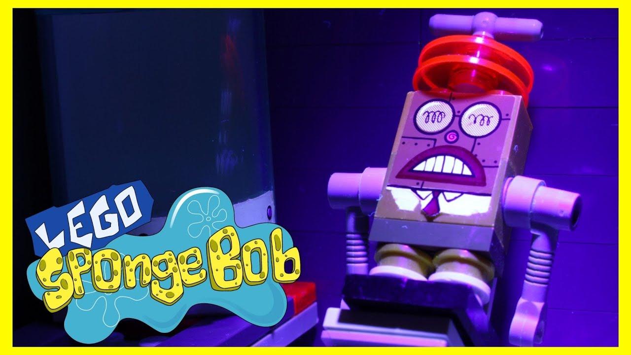 Welcome to the Chumbucket -lego spongebob