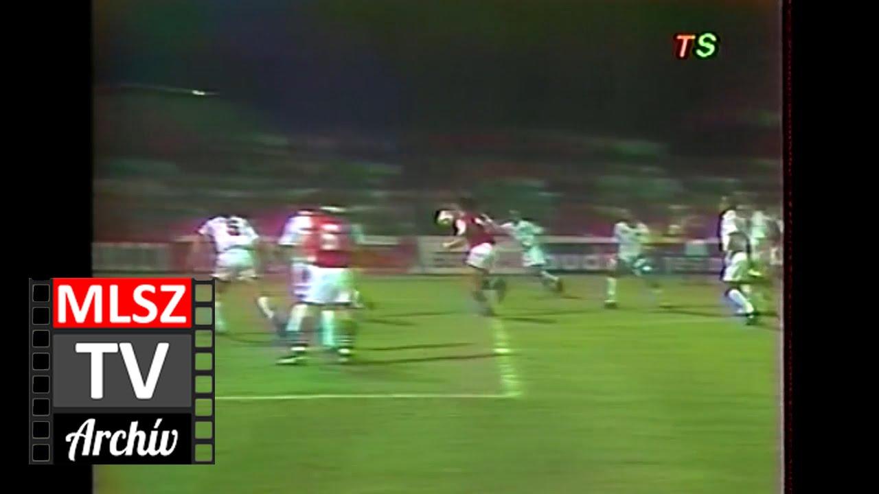Magyarország-Málta | 3-0 | 1997. 08. 06 | MLSZ TV Archív