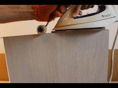 видео: Как клеить мебельную кромку на ДСП,в деталях.(Шкаф купе своими руками.Часть2)