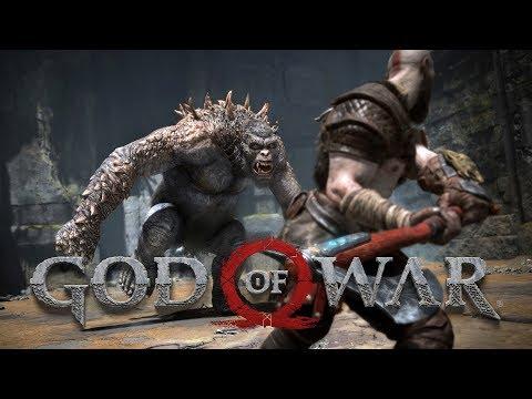 GOD OF WAR ⚔️ 10: BITTEN by DONKEY KONG