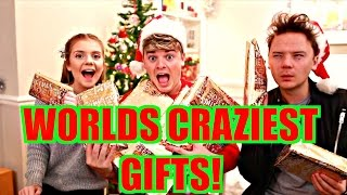 SIBLINGS WEIRDEST GIFTS