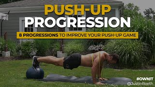 Push-Up Progression Workout