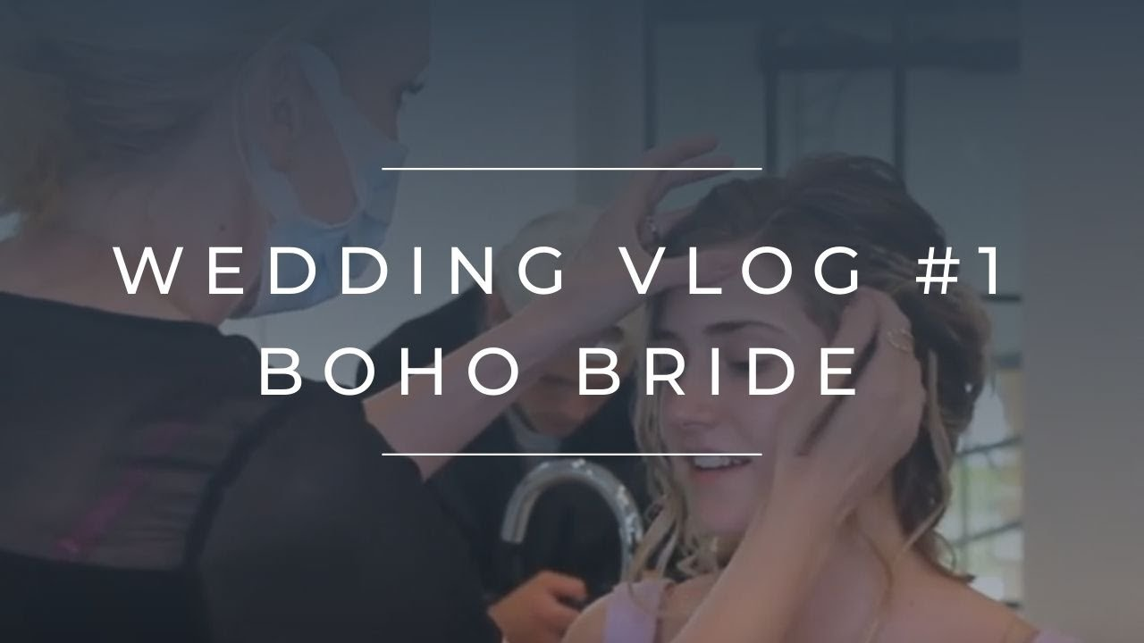 Client Wedding Vlog #1: Boho Bridal at Bella Cavalli