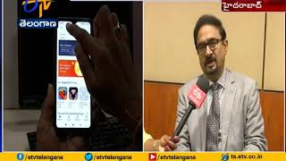 Society for Cyberabad Security Council Vice President Bharani Kumar Interview | Over Women Safety