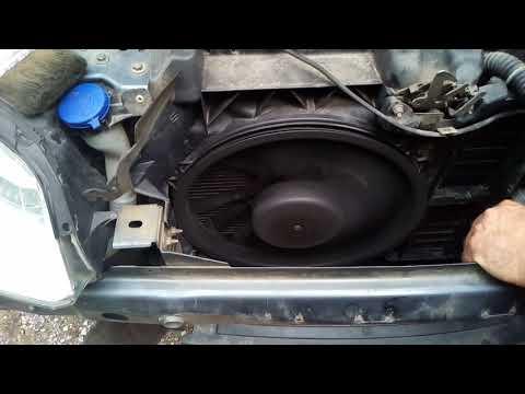 C5-II DW10BTED4 RHR Cooling Fan