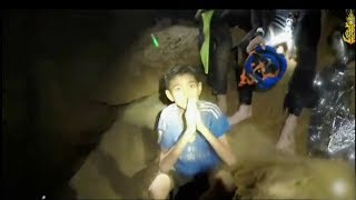 All boys out: Elon Musk posts footage from Thailand cave rescue operation