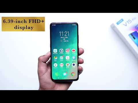 Vivo V15 Pro: Unboxing | Hands on | Price [Hindi हिन्दी]