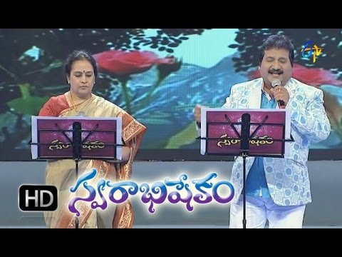 Kothaga Rekkalochena Song - Mano, SP Sailaja Performance in ETV Swarabhishekam - 1st Nov 2015