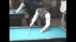 Sang Lee vs Semih Sayginer 1998 Carom Corner Tour RR Match 13