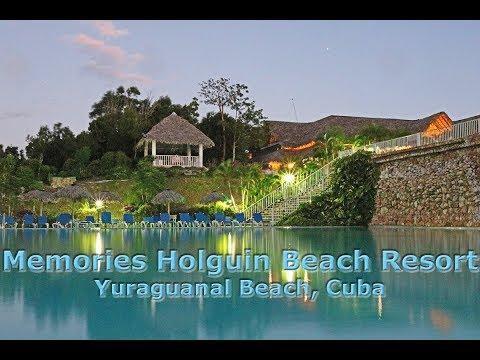 Memories Holguin Beach Resort in Cuba (January, 2018)