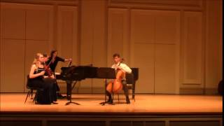 "Mendelssohn's C Minor Trio ""Doxology"" Finale"