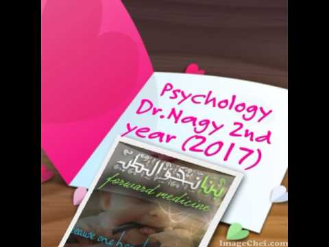 Psychology Dr.Nagy 2nd year (2017) _ (4) General psychology till Attention