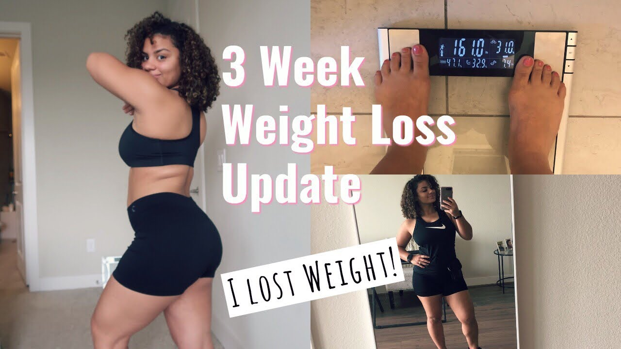 3 Week Weight Loss Update Intermittent Fasting Before After Youtube