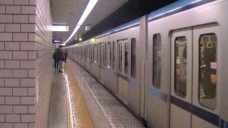 東海神駅【TR02】東葉勝田台行き到着シーン