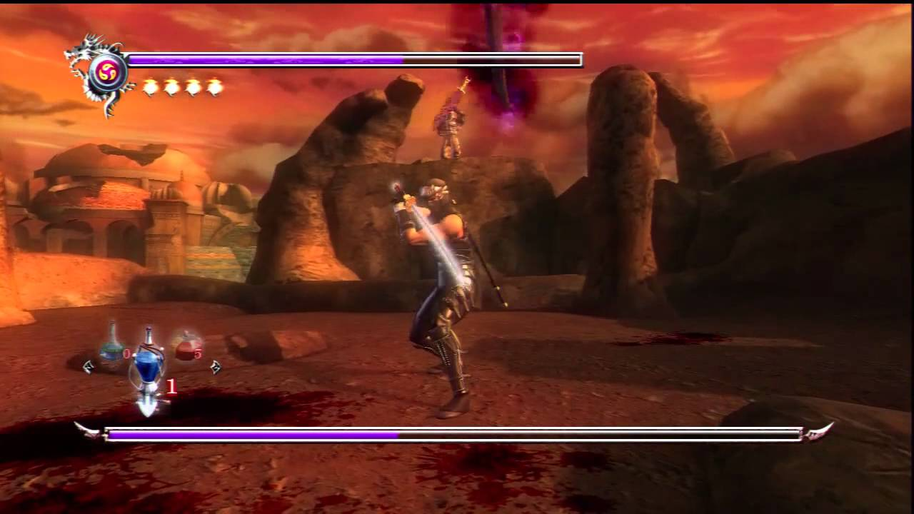 Ninja Gaiden S Sigma Final Chapter 19 The Dark Dragon Blade