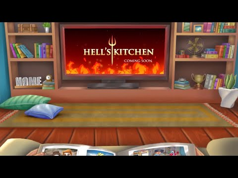 Hell's Kitchen: Match & Design Gameplay Android/iOS