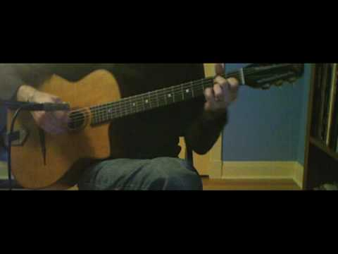 """She Loves You,"" instrumental guitar Beatles cover"