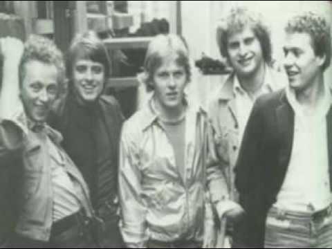 Th' Dudes - 'Be Mine Tonight [1979 Single With Lyrics]