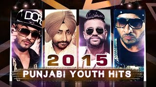 Latest Punjabi Songs 2016 - Youth Hits - Raftaar, SukhE, Bohemia, Gippy Grewal, Ranjit Bawa, Jazzy B