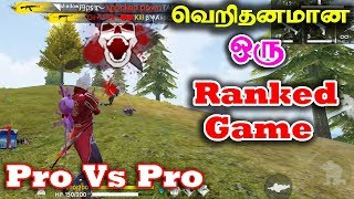 Free Fire Ranked Match GamePlay | Free Fire Ranked Tricks &Tips | Gaming Tamizhan