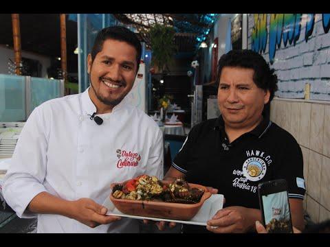 Datazo Culinario Con Ruben Espinoza (15 -12 - 19)