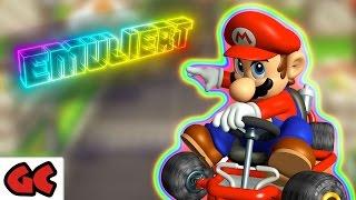 Mario Kart   Emuliert