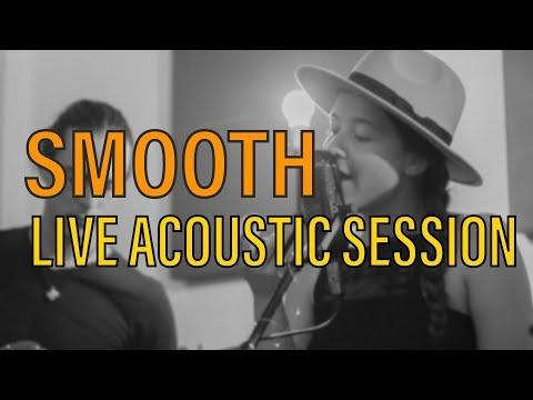 SMOOTH - Carlos Santana Ft Rob Thomas COVER BY ELANIE (live Acoustic Session)
