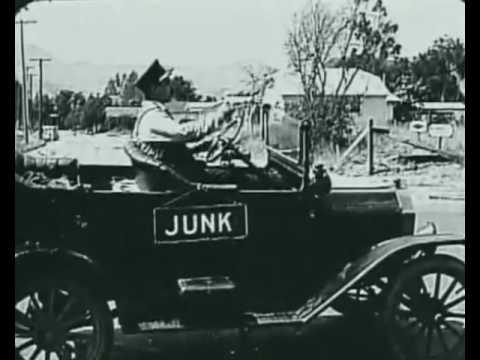 Hank Mann - J-U-N-K - 1920