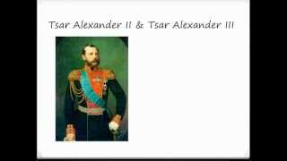 History - Russia: Communism and Democracy: Alexander II & III (1855-1894)