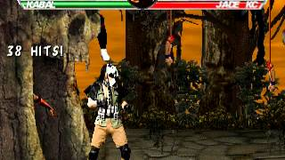 [M.U.G.E.N] Mortal Kombat Project 4.9.3 ~ Team of 2P 【TAS】